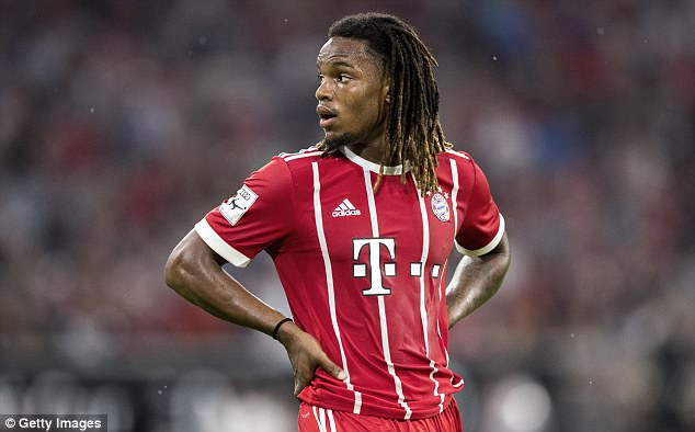 Renato Sanches has completed his move from Bayern Munich to Swansea City on loan