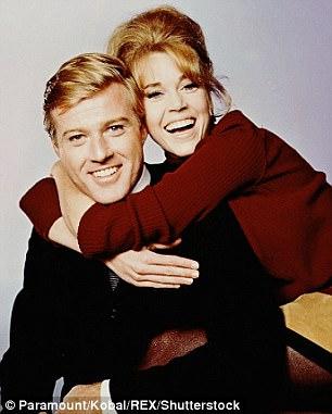 Robert Redford joins Jane Fonda at Venice Film Festival ...