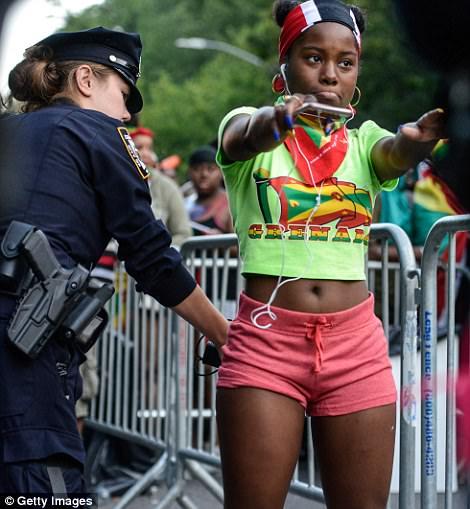 JOuvert Festival Kicks Off Amid Heavy Security Daily