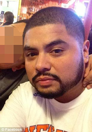 Sean Donis, 37, filmed two videos on his phone when he found his wife Nancy in bed with another man in Rockland County, New York in April last year