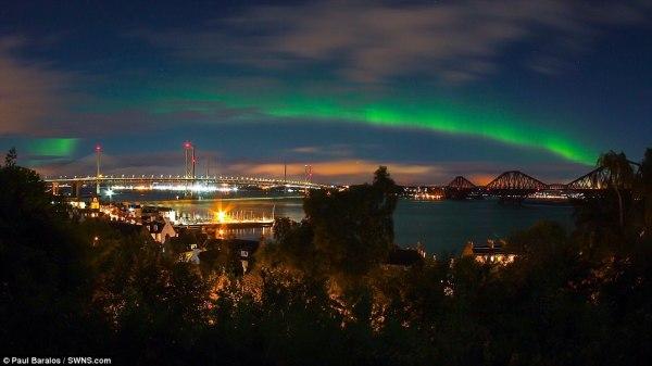 Stunning Northern Lights illuminate northern skies | Daily ...