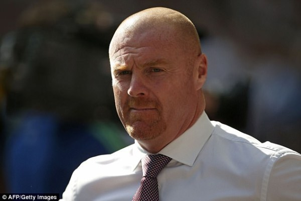 Burnley boss Sean Dyche backs transfer window reforms ...