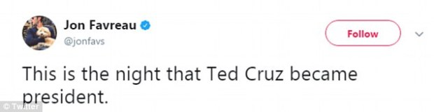 Ted Cruz was trending within minutes of liking the pornographic video on Twitter