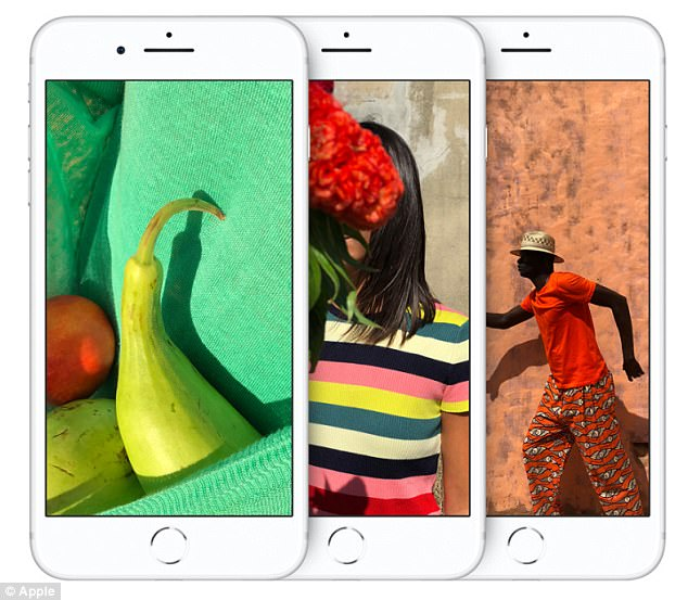 Following months of anticipation, rumors and leaks, Apple has finally unveiled the iPhone 8 and iPhone 8 plus. The pair of devices - which will come with 5.5 and 4.7-inch retina HD screens - was touted as 'a huge step forward for iPhone'