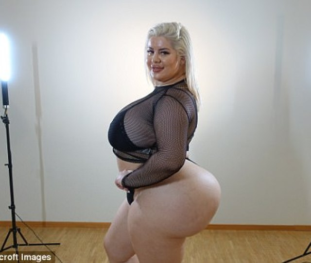 Natasha Crown From Gothenburg Sweden Is Deliberately Piling On The Pounds For A Fat Transfer