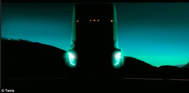 Tesla hopes that such its vehicle could compete with conventional diesels, which can travel up to 1,000 miles on a single tank of fuel