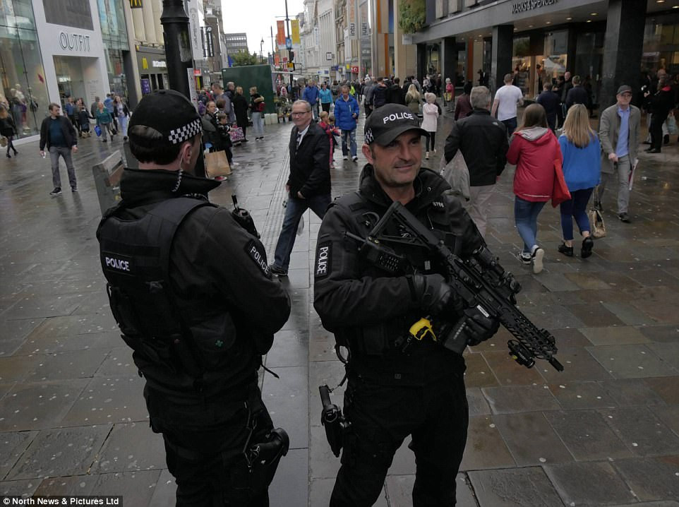 Operation Temperer will see soldiers replacing police at key sites including nuclear power plants to free up extra armed officers for regular patrols
