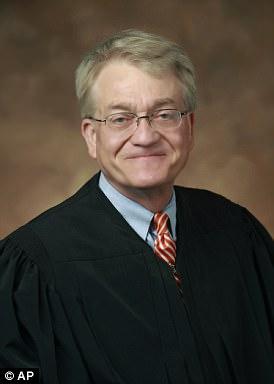 St. Louis Circuit Judge Timothy Wilson