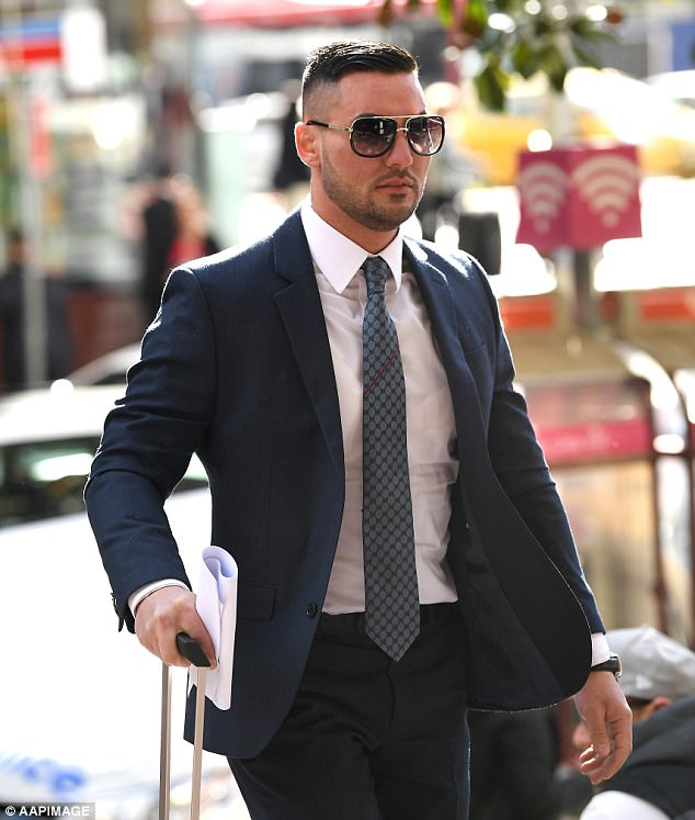 Disgraced former Auburn deputy mayor Salim Mehajer (pictured) has been accused of trying to manipulate the courts for approval of his  plans for a mega mall in Sydney's west