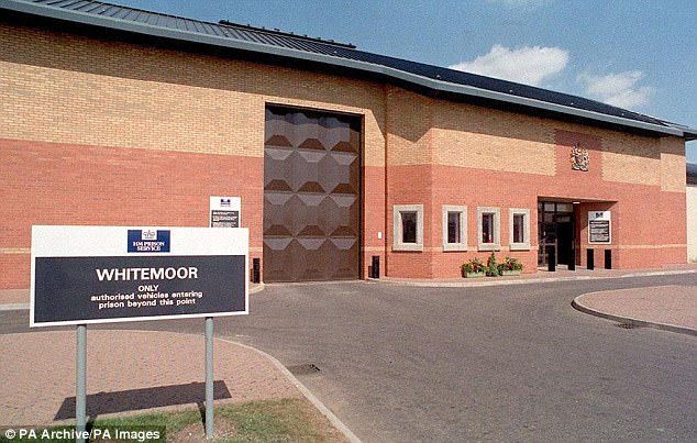 Inmates of a special centre at HMP Whitemoor set up for convicted terrorists flushed phones down toilets to move them between cells