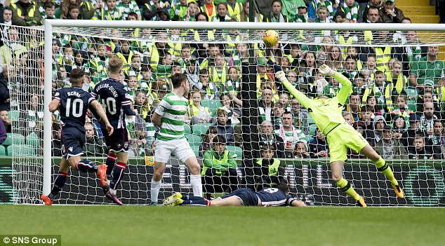 The Hoops overcame Ross County 4-0 and responded well to their defeat by PSG