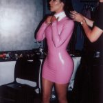 Latex Is The Way To Go :Check Out Kim Kardashian's Sexy Style