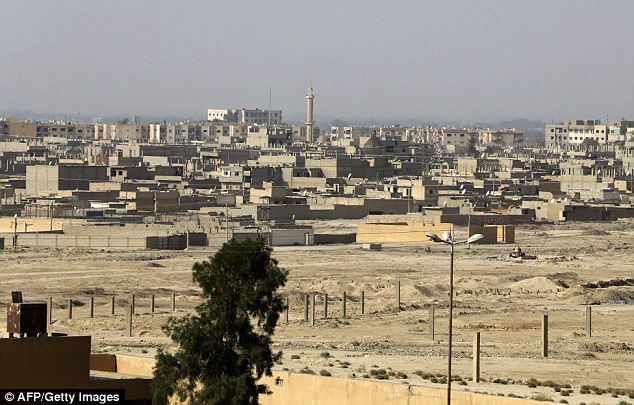 Moscow said the SDF has 'twice' fired on positions held by the Syrian Arab Army, which it is supporting, as they fight to recapture the city of Deir Ezzor from ISIS