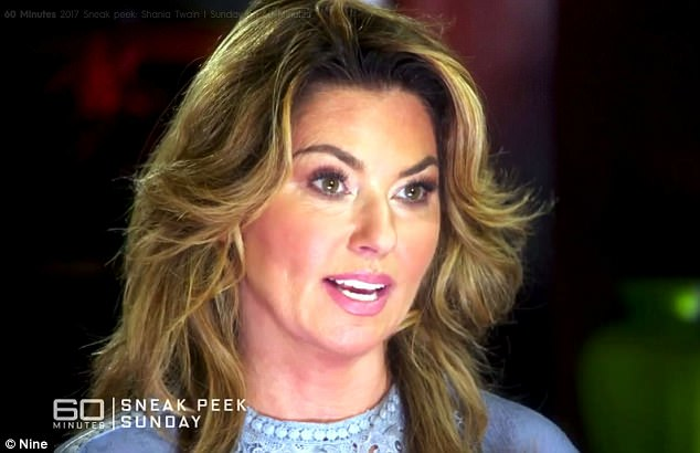 'I thought I would never sing again': Shania Twain opens up about her ex-husband's epic betrayal while she was battling with Lyme disease