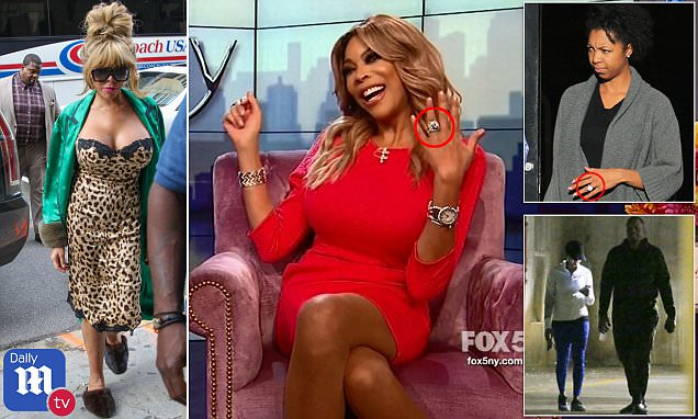 Image result for Wendy Williams Cheating husband with therapist