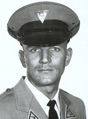 New Jersey state trooper Werner Foerster was murdered in 1973