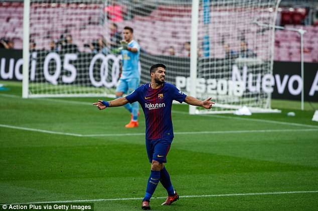Luis Suarez's is available for less than it cost PSG to buy his former team-mate Neymar