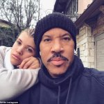 Lionel Richie Worried About His Daughter Dating a Sex Addict