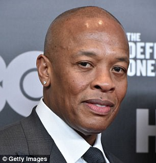 "Dr. Dre attends ""The Defiant Ones"" premiere at Time Warner Center on June 27, 2017 in New York City"