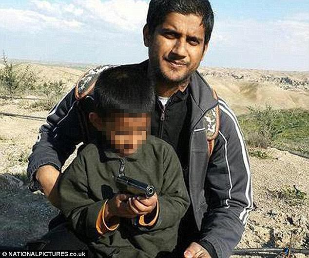 Father-of-four Dhar, once a bouncy castle salesman in Walthamstow, is said to have even enslaved some Yazidi women and girls himself and regularly taken part in trafficking