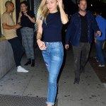 Miley Cyrus Looking Cute In New York City