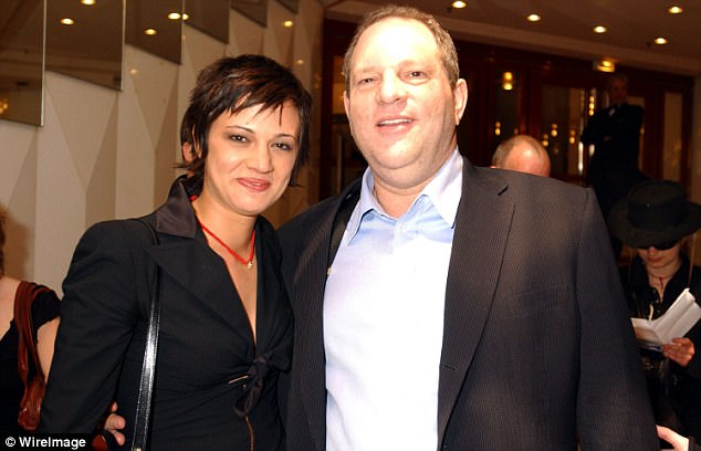 More victims emerge: Asia Argento (above in 2004) says that Harvey Weinstein raped her in a hotel room at the Hotel du Cap-Eden-Roc back in 1997