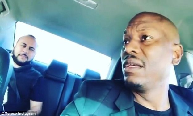 'Everything counts': In another bizarre post to the Shame singer's social media, two hours later Gibson uploaded two videos... of himself apparently working as an Uber driver