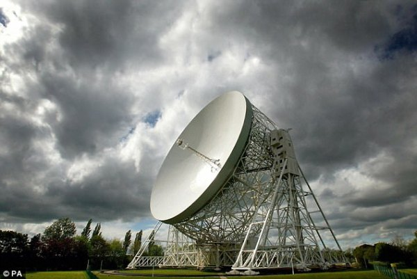 Jodrell Bank bids to become World Heritage Site | Daily ...