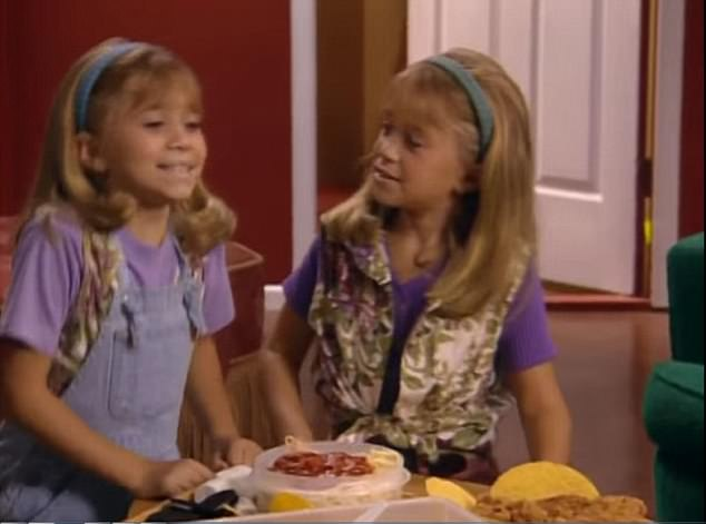Classic: It's from Gimmie Pizza by Mary-Kate and Ashley Olsen, and appeared on a 1995 straight-to-video movie