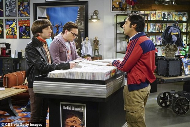 Issues: She also briefly worked at Big Bang Theory, but does not indicate whether or not that was where she experienced harassment