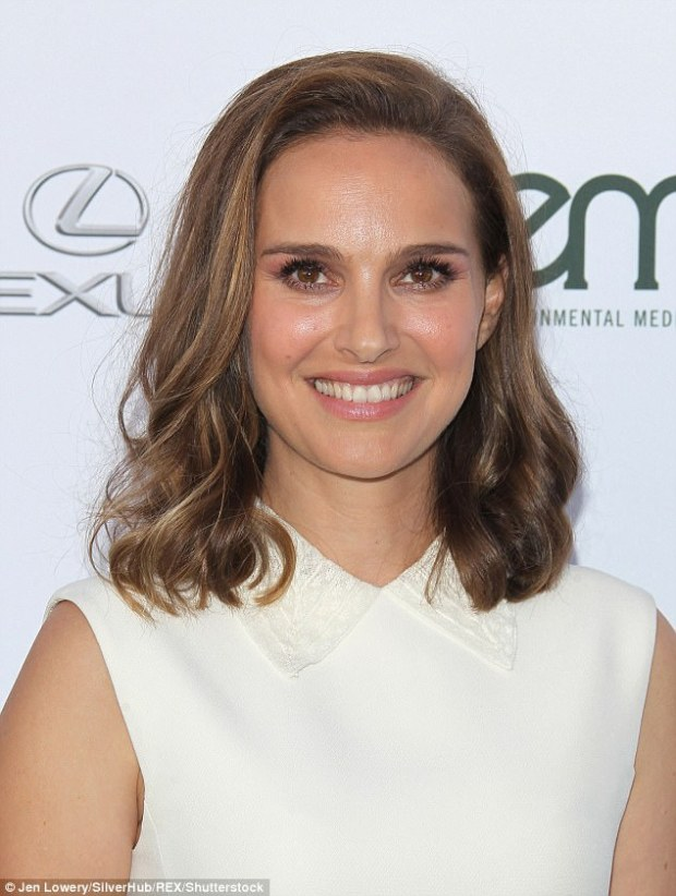 Natalie Portman, the face of Dior Beauty, shows off her flawless skin thanks to going vegan