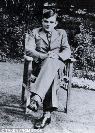 Alan Turing, the best known codebreaker at Bletchley Park during the Second World War