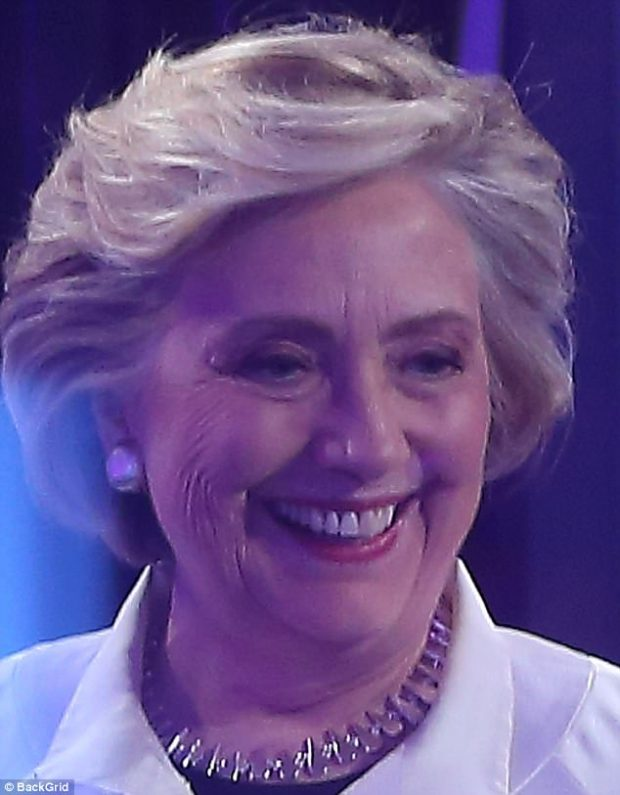 Hillary Clinton appeared on The One Show to promote her new book, in which she focuses on her 'deeply disturbing' loss to Donald Trump
