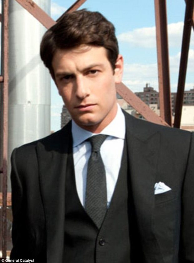 Joshua Kushner cofounded the company with his brother