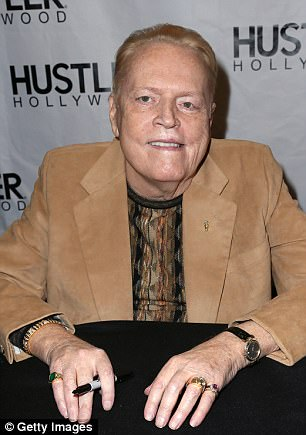 Hustler Magazine founder Larry Flynt is offering  $10million in exchange for information leading to the impeachment of President Trump