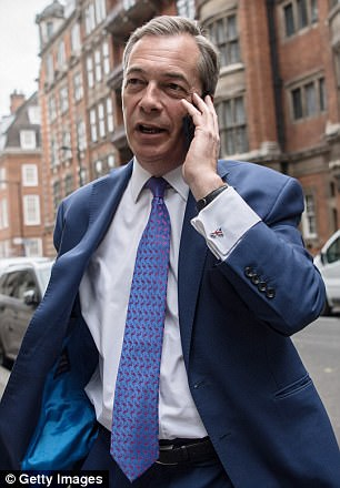 Former Ukip leader Nigel Farage has taken out a new mortgage on his £600,000 Kent house ¿ at the age of 54
