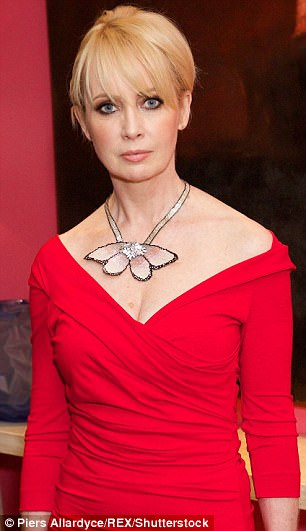 Lysette Anthony claimed he raped her in the hallway of her home