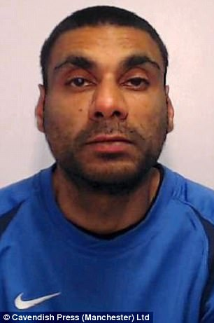Joginder Singh, 44, from Manchester, subjected an 83-year old woman to a horrific sex ordeal in January 2015