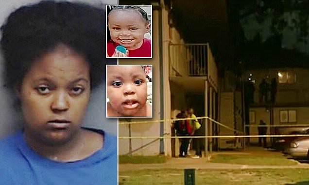 Atlanta mother accused of fatally burning two kids in oven