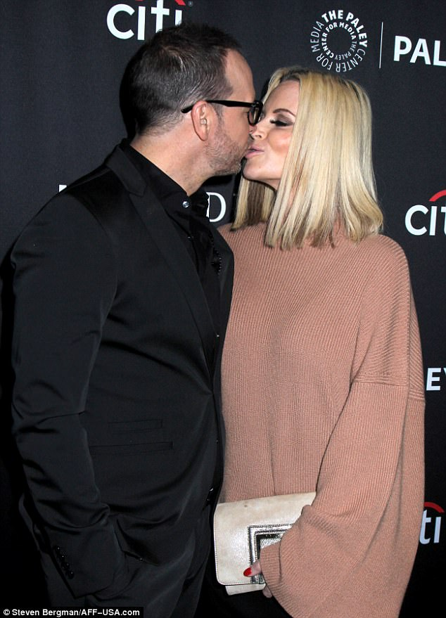 Kiss Kiss Bang Bang:The couple were seen sharing an intimate smooch on the arrivals carpet as they made a show of affection