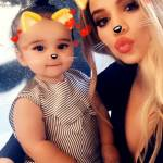 Khloe Kardashian Shows Off Cleavage In New Photo