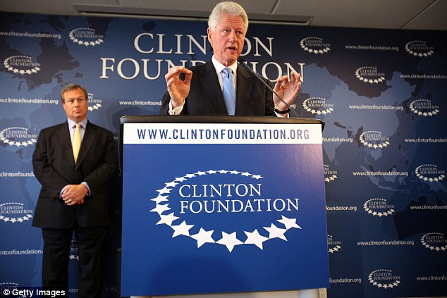 Former President Bill Clinton was given Clinton Foundation dollars and speaking fees by parties associated with the Russian uranium deal - while his wife, then Secretary of State Hillary Clinton, had to approve of it for it to go through
