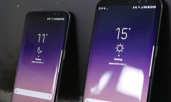Older Samsung phones 'better' than new iPhone 8 | Daily ...