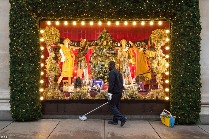 Selfridges Christmas Decorations 2017 ...