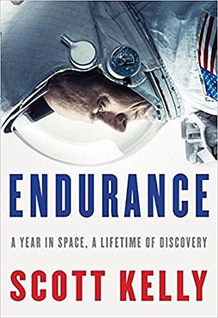 Endurance by Scott Kelly (Doubleday £20)