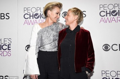 'This second wedding will be a fresh start for them. They're so in love' A source said of Portia de Rossi and Ellen DeGeneres