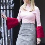 Ivanka Trumps' Style In Philadelphia
