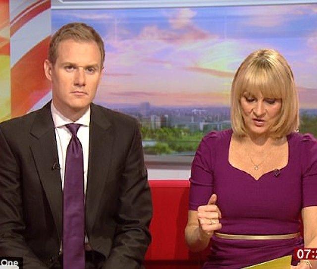 Bbc Breakfasts Louise Minchin Accidentally Swears On Air