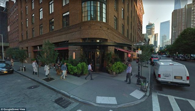 The plush Italian restaurant Locanda Verde is located in the trendy Tribeca district of the city and hosted the big names from three of English football's most successful and powerful clubs back in October 2017