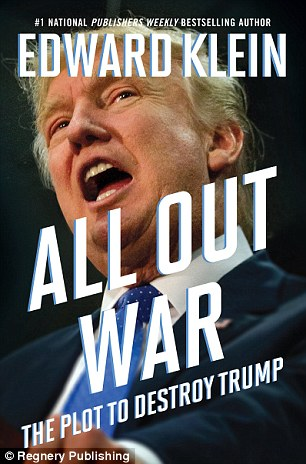 Ed Klein's latest book is All Out War: The Plot to Destroy Trump will be released October 30, 2017